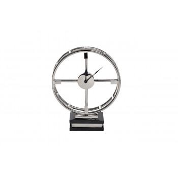 Часы настольные на подставке h38см 79MAL-5794-38NI