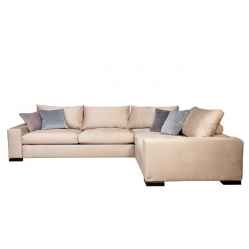 Комплект мебели №3: Четырехместный угловой раскладной модульный диван MANCHESTER