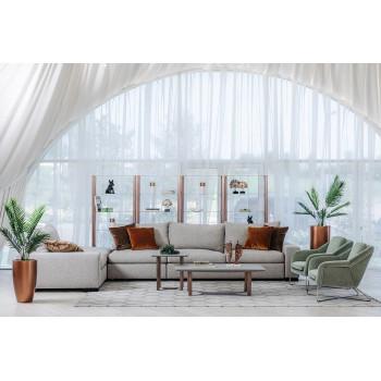 Комплект мебели №6: Угловой раскладной модульный диван MANCHESTER