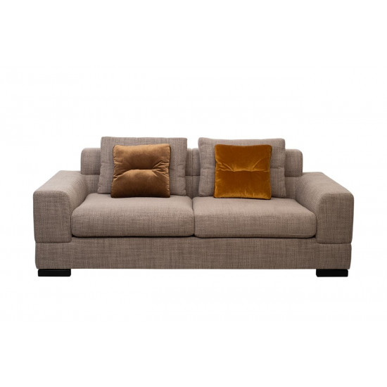 Комплект мебели №7: Модульный диван трёхместный раскладной с двумя подлокотниками LAZIO в интернет-магазине ROSESTAR фото
