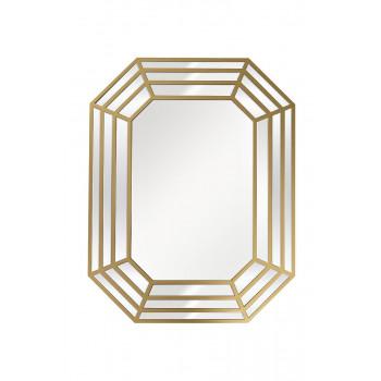 Зеркало декоративное в золотой зеркальной раме 70*90*1,5см 50SX-9171