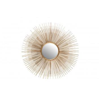 Зеркало солнце декоративное d100см 19-OA-6014/1