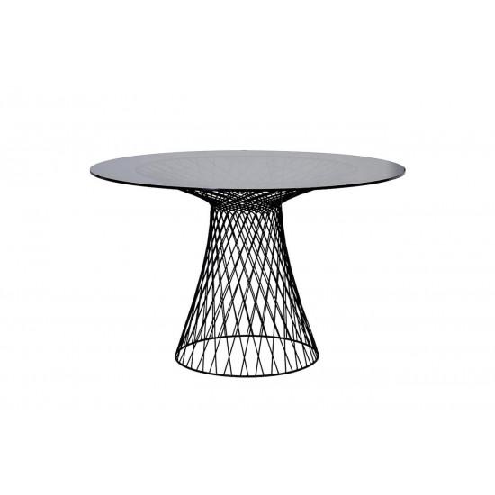 Стол обеденный 46AS-DT5019-BL в интернет-магазине ROSESTAR фото