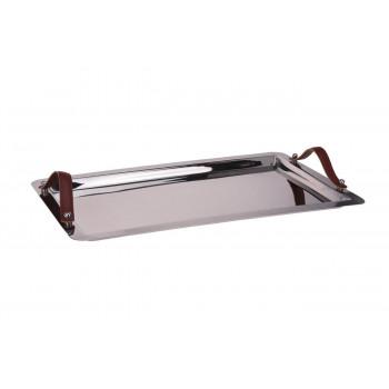Поднос металлический 65*36*3см A12405060