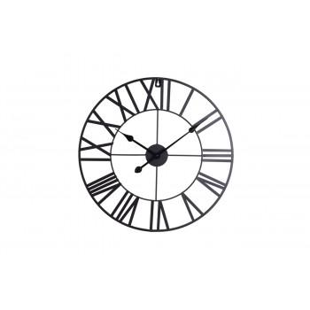 Часы настенные черные HZ1006820