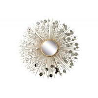 Зеркало солнце диаметр 80, центральный диаметр 20 арт. 19-OA-5702/1
