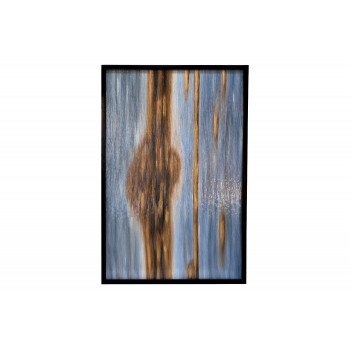 Настенное панно из цветного стекла 91*5*137см ART-4492-PL