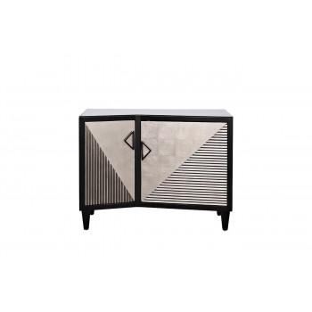 Дизайнерский комод с дверцами 112*46*88см ART-4F05-S