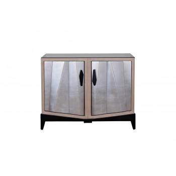 Дизайнерский комод с дверцами 117*46*91см ART-4F06-S