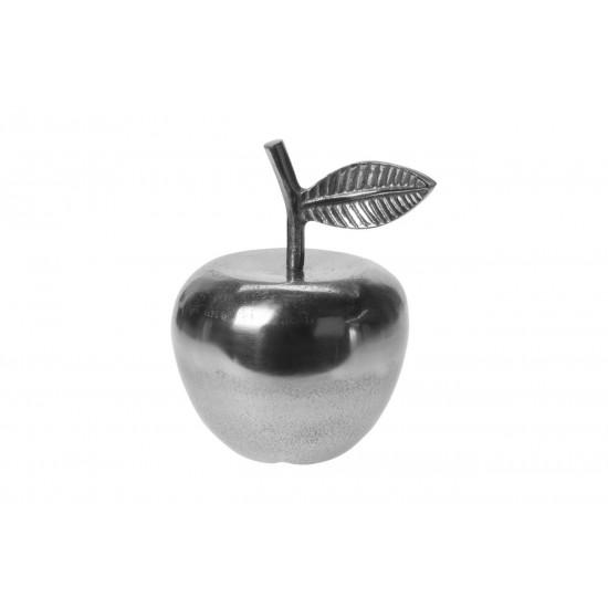 Статуэтка Яблоко цвет серебро 11*9*15см A06570160 в интернет-магазине ROSESTAR фото