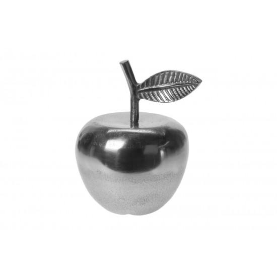 Статуэтка Яблоко цвет серебро 15*13*18см A06570180 в интернет-магазине ROSESTAR фото