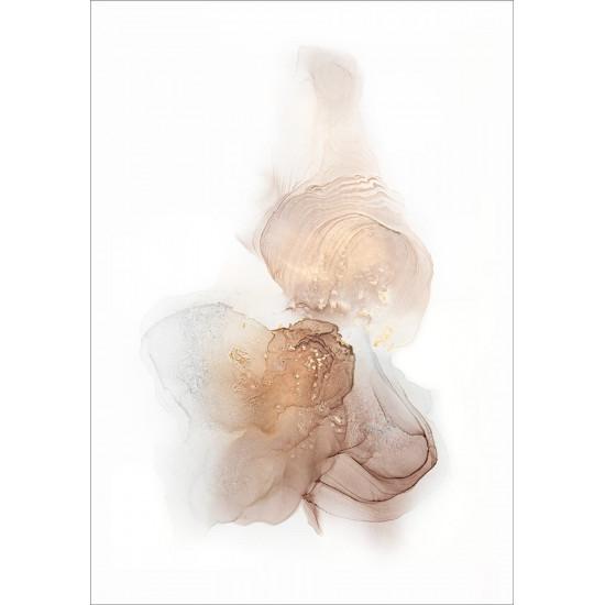 Постер Лик нежности 70*100см 54STR-AQUARELLE4/ORG в интернет-магазине ROSESTAR фото