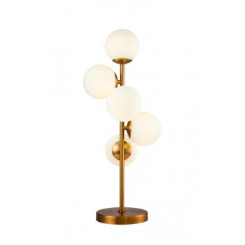 Настольная лампа D18*W28*H66см K2KM1105T-5