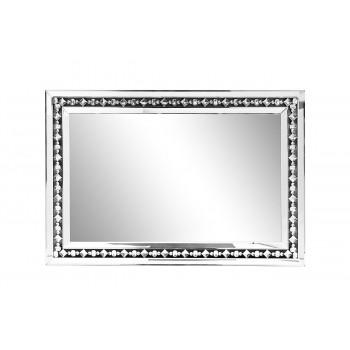 Зеркало прямоугольное декоративное 50SX-1823/1