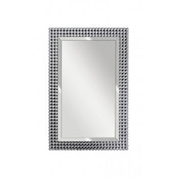 Зеркало прямоугольное с кристаллами-кабошонами 50SX-19003/1