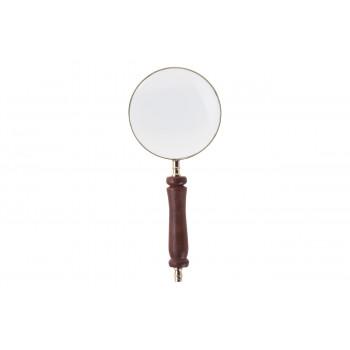 Лупа ручная с деревянной ручкой A04315710