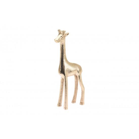 """Статуэтка """"Жираф"""" золотая A98000560 в интернет-магазине ROSESTAR фото"""
