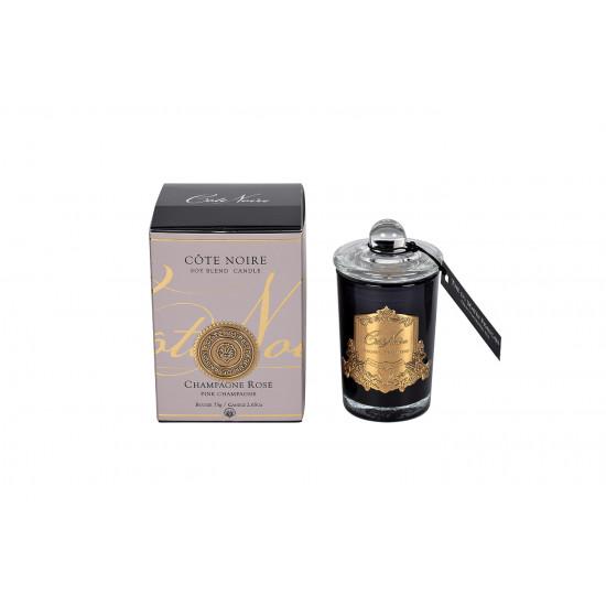 Свеча ароматическая Pink Champagne в стакане в упаковке 96СN7518 в интернет-магазине ROSESTAR фото
