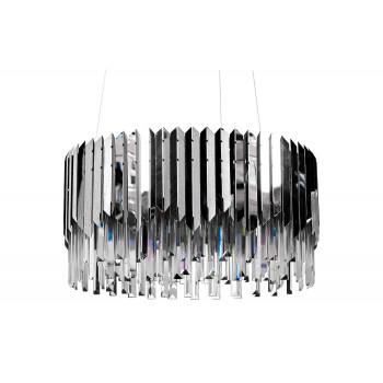 Люстра стеклянная (хром) 62GDW-8901-600CH