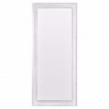Зеркало большое напольное и настенное в полный рост в белой раме Gentle Provence