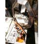 Зеркало восьмиугольное King gold cant Золото-серебро в интернет-магазине ROSESTAR фото 1