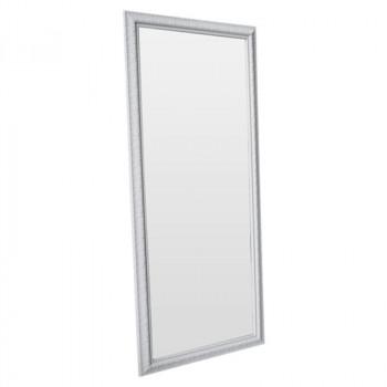 Зеркало большое напольное и настенное в полный рост в белой раме White dream