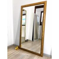 Зеркало большое напольное/настенное в полный рост в раме Dolores Золото