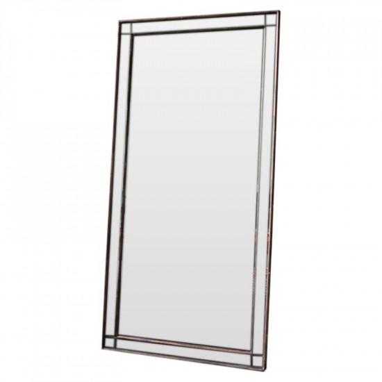 Зеркало большое напольное и настенное в полный рост в зеркальной раме Masterpiece в интернет-магазине ROSESTAR фото