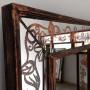 Зеркало большое напольное/настенное в полный рост в бронзовой раме Bronze Exultancy в интернет-магазине ROSESTAR фото 2