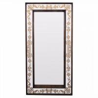 Зеркало большое напольное и настенное в полный рост зеркальной раме Mid Exultancy