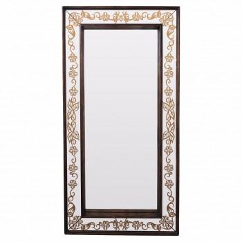 Зеркало большое напольное и настенное в полный рост в зеркальной раме Mid Exultancy