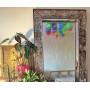 Зеркало большое напольное и настенное в полный рост в бронзовой раме Exultancy в интернет-магазине ROSESTAR фото 5