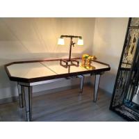 Зеркальный журнальный стол Roan