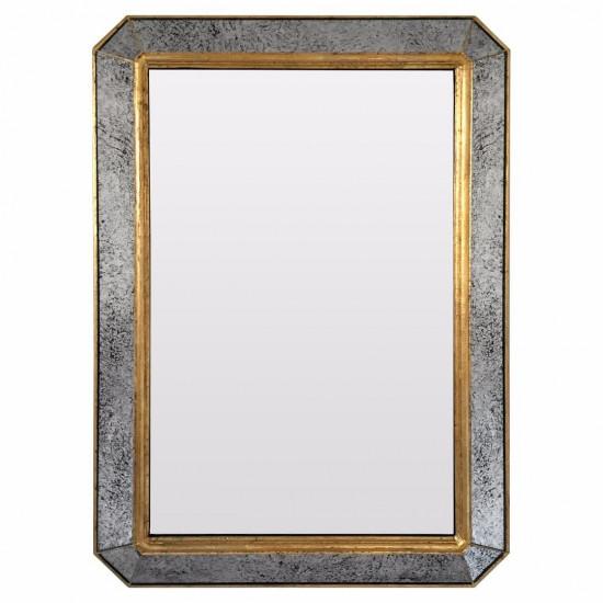 Зеркало в раме Royal happiness Gold Золото, серебро в интернет-магазине ROSESTAR фото