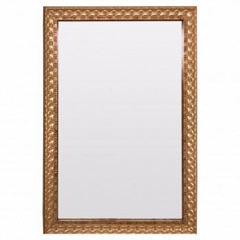 Зеркало в золотой раме Gold Adriana