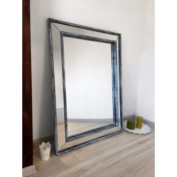 Зеркало большое напольное и настенное в зеркальной раме Armando
