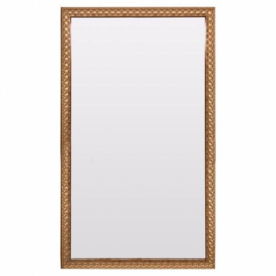 Зеркало большое напольное и настенное в полный рост золотой раме Letizia в интернет-магазине ROSESTAR фото