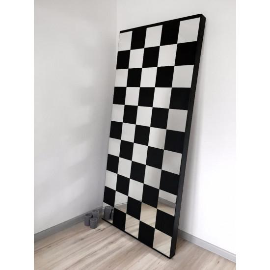 Зеркало шахматы большое в полный рост Chess в интернет-магазине ROSESTAR фото
