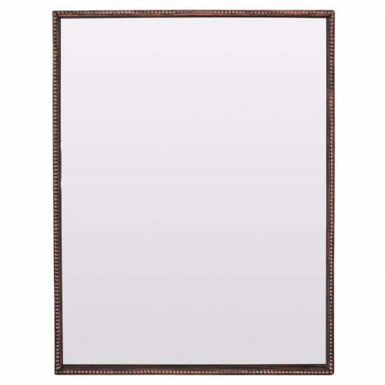 Зеркало большое в раме Olufunke Медь в интернет-магазине ROSESTAR фото