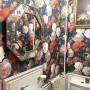 Зеркало восьмиугольное в серебряной раме Angelique в интернет-магазине ROSESTAR фото 1