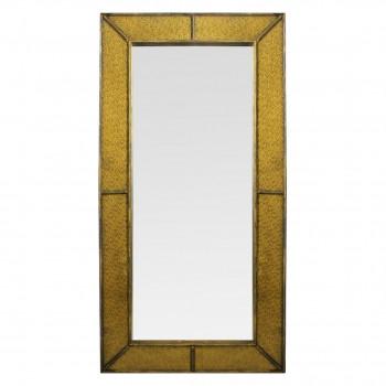 Зеркало большое напольное и настенное в полный рост Fandango gold