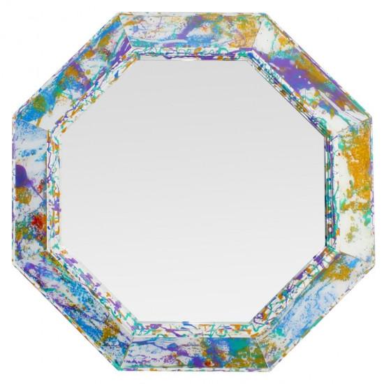 Зеркало восьмиугольное в раме Farre в интернет-магазине ROSESTAR фото