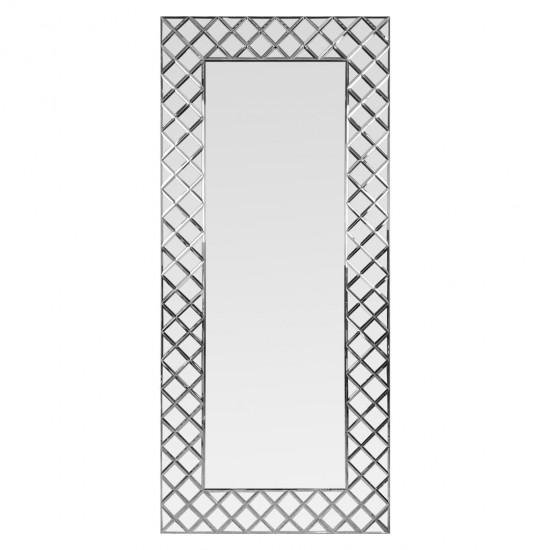 Зеркало венецианское большое напольное и настенное в полный рост в зеркальной раме Cristal в интернет-магазине ROSESTAR фото