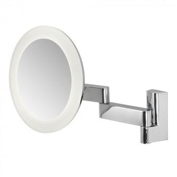 Зеркало настенное с подсветкой и с увеличением M0760