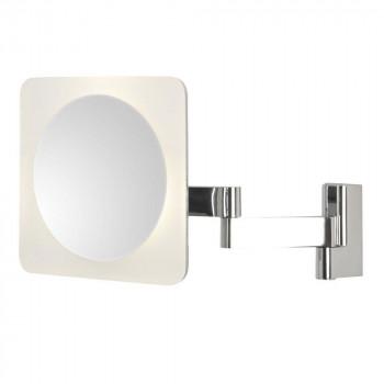 Зеркало настенное с подсветкой и с увеличением M0815