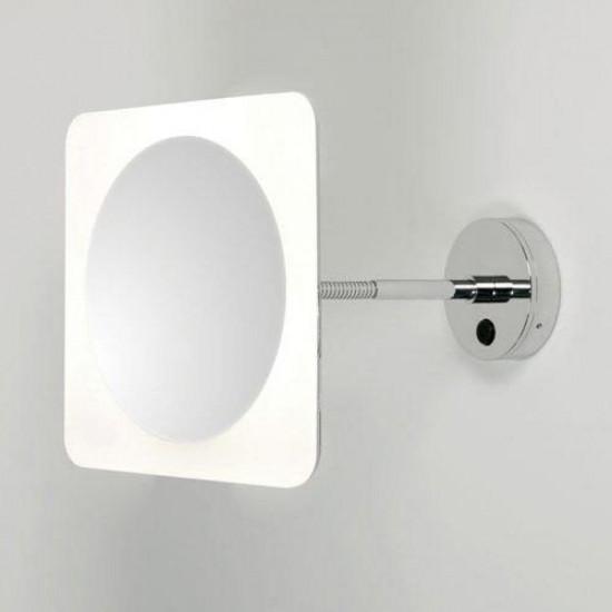Зеркало настенное с подсветкой и с увеличением M0857 в интернет-магазине ROSESTAR фото