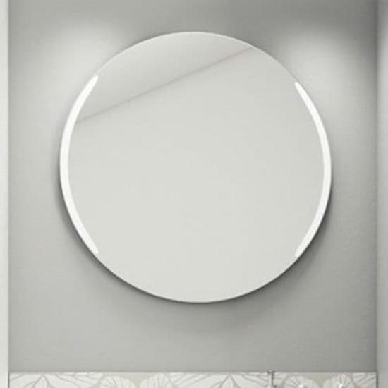 Круглое настенное зеркало со светодиодной LED-подсветкой Верона в интернет-магазине ROSESTAR фото