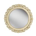Круглые зеркала в багете