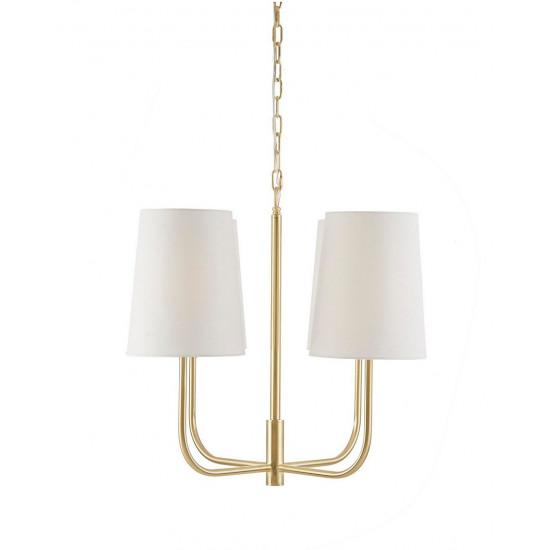 Потолочный подвесной светильник Кристен в интернет-магазине ROSESTAR фото