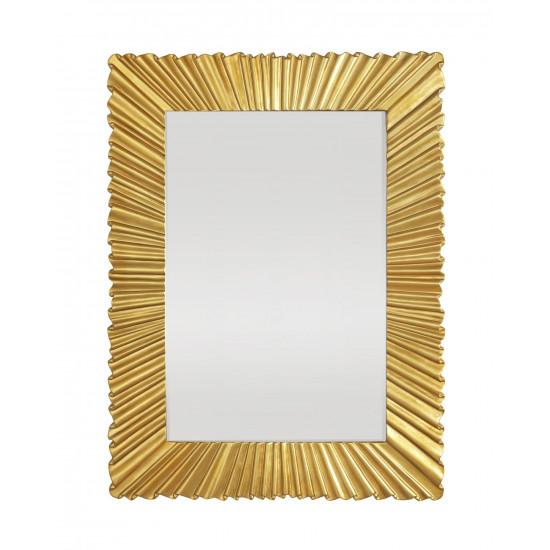 """Зеркало в золотой раме настенное в раме """"Боско"""" в интернет-магазине ROSESTAR фото"""